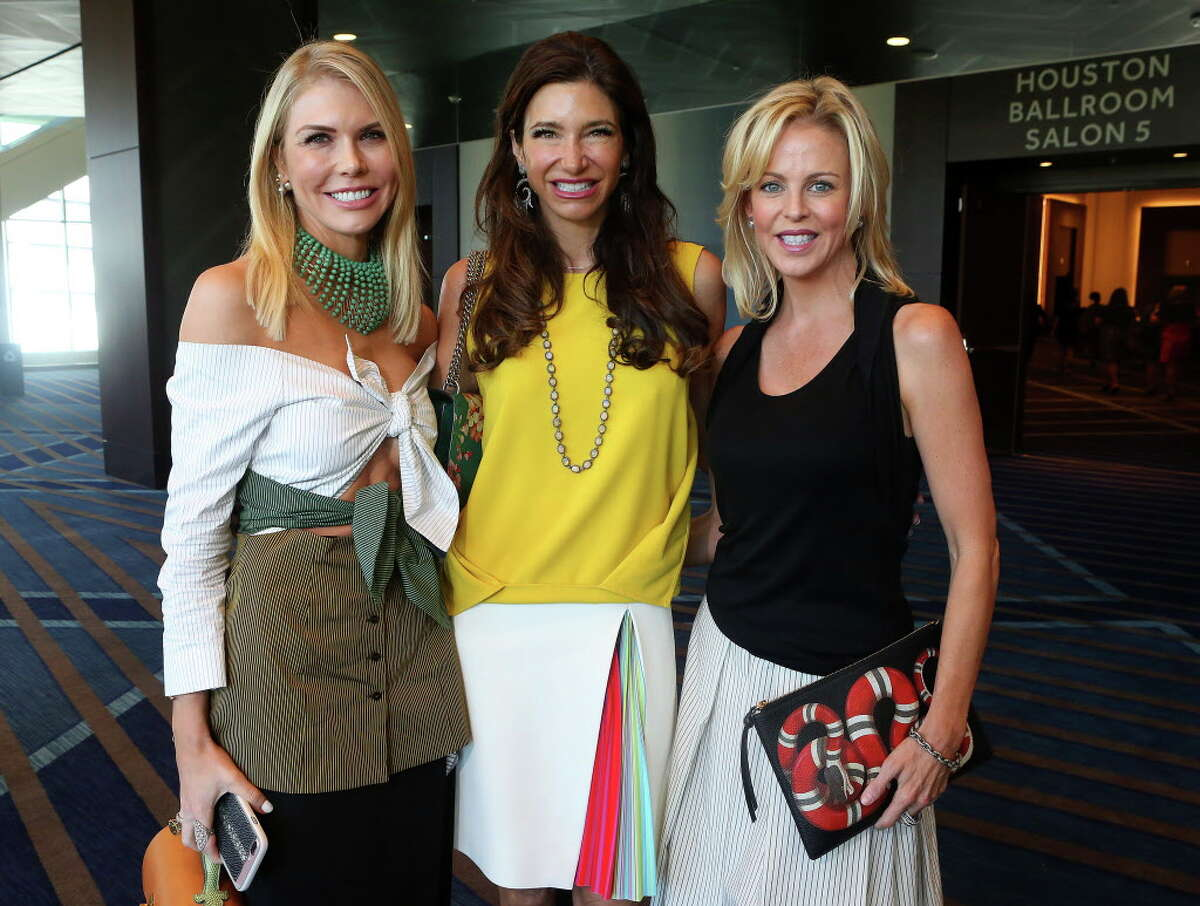 Lindsey Love, Melissa Mithoff and Elizabeth Petersen