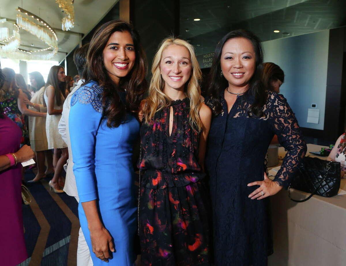 Divya Brown, Erin Stewart and Miya Shay