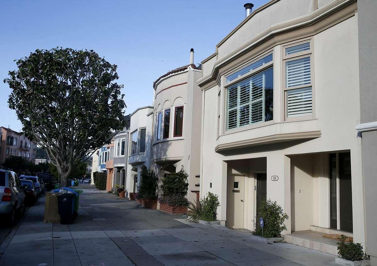 Marina District: Median home value: $2,143,800 dollars2016 decrease: 12.6 percent decrease2018 decrease prediction: 1.8percent decrease
