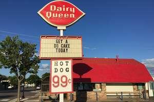 HOPKINS, MN - JUNE 30:  Dairy Queen in Hopkins, Minnesota on June 30, 2016. (Photo by Jim Steinfeldt/Michael Ochs Archives/Getty Images)