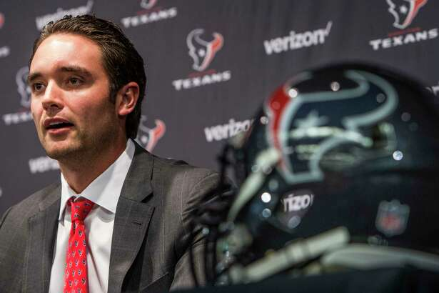 It seems like only a year ago that the Texans signed quarterback Brock Osweiler. Oh, wait. It was only a year ago. Nevermind.