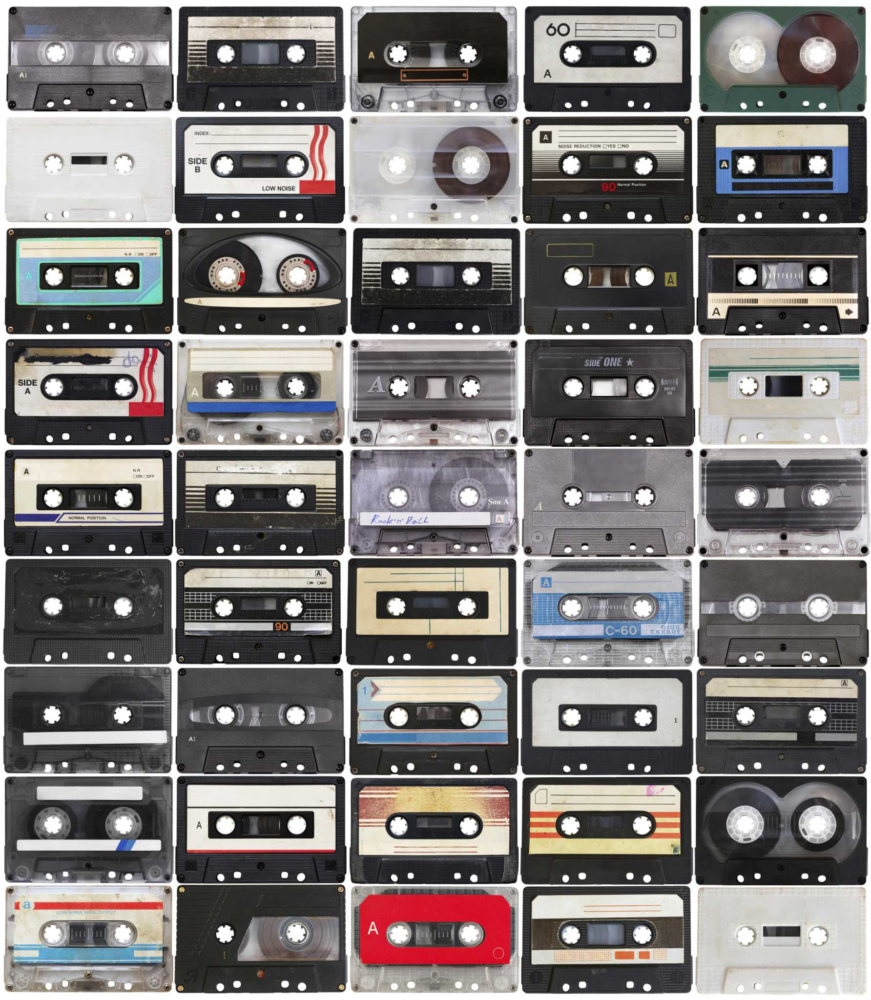 Kevin McKeever: A comeback tour of cassette tapes