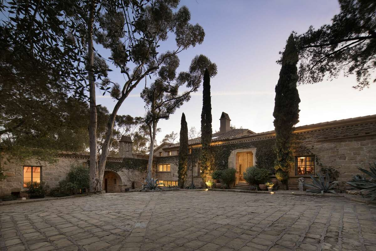 Ellen DeGeneres And Portia De Rossi are selling their Montecito, Calif., villa for $45 million. The property is listed with Sotheby's International Realty.