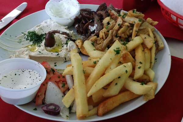 Shawarma Grill & CafeCuisine: Turkish, LebaneseWeekday hours: 10:45 am - 12:00 amWeekend hours: 10:45 am - 1:00 amZip code: 77077 Source: Yelp