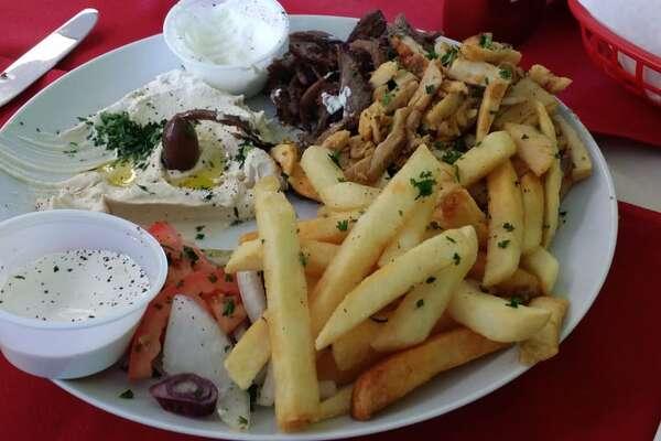 Shawarma Grill & CafeCuisine: Turkish, LebaneseWeekday hours: 10:45 am - 12:00 amWeekend hours: 10:45 am - 1:00 amZip code: 77077 Source:Yelp