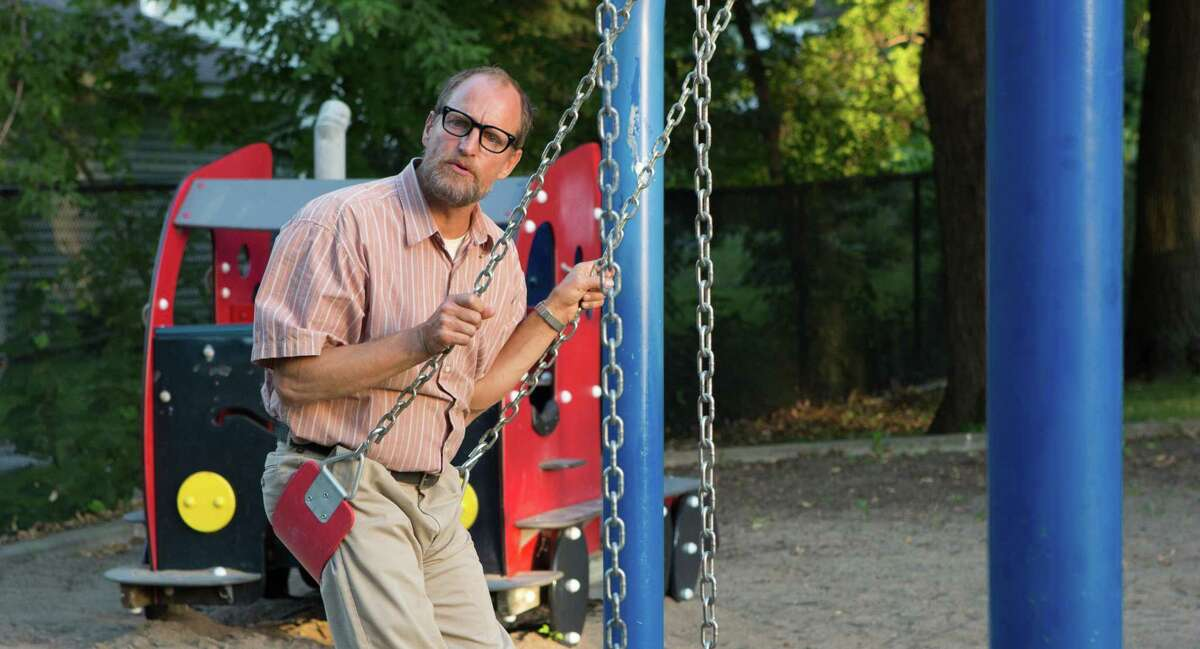 Woody Harrelson stars as a middle-aged misanthrope in the film adaptation of Daniel Clowes's graphic novel
