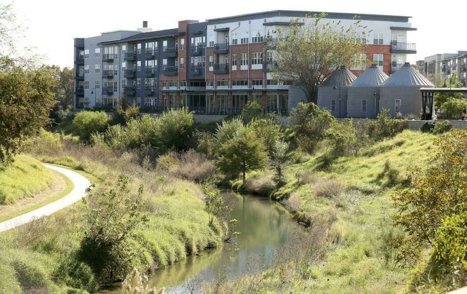 NRP Group plans to build a mixed-income apartment complex just south of the Lone Star Brewery. To the north of the brewery, NRP recently built The Flats at Big Tex complex with local developer James Lifshutz. Photo: William Luther /San Antonio Express-News