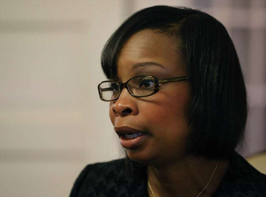 San Antonio Mayor Ivy Taylor says that a proposed border adjustment tax could be a big hit to the San Antonio economy. Photo: Bob Owen /San Antonio Express-News / © 2015 San Antonio Express-News