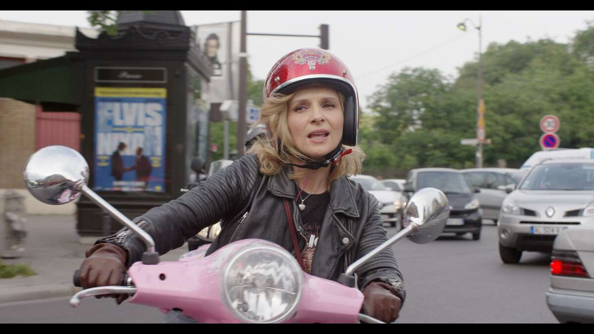 """Oscar-winning actress Juliette Binoche stars in the French comedy, """"Baby Bumps,"""" which is having its North American premiere in Greenwich as part of Focus on French Cinema."""