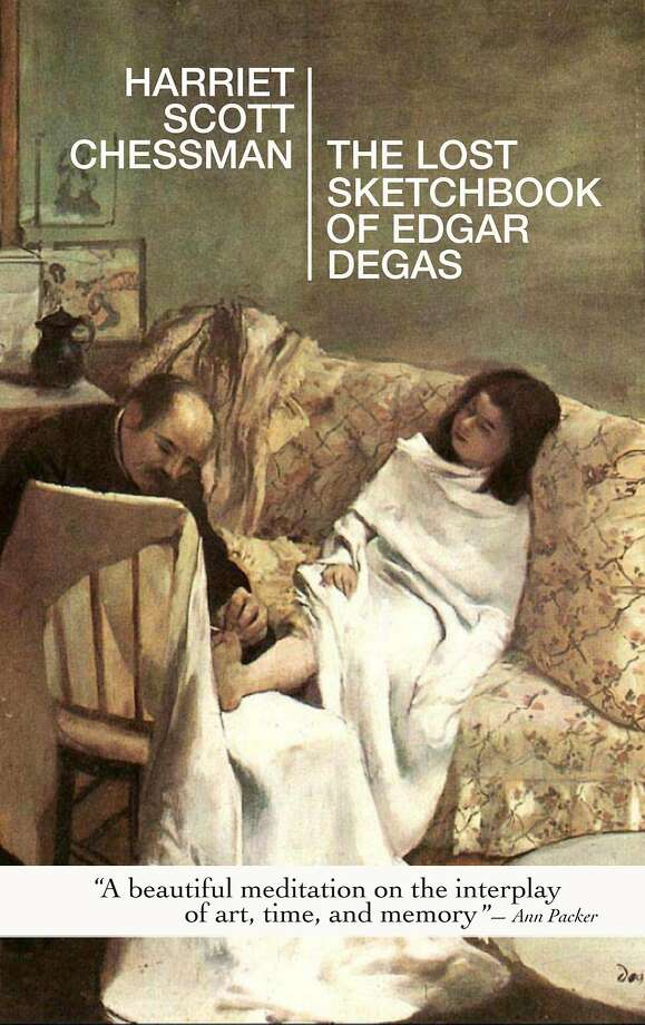 """The Lost Sketchbook of Edgar Degas"" Photo: Outpost19 Books"
