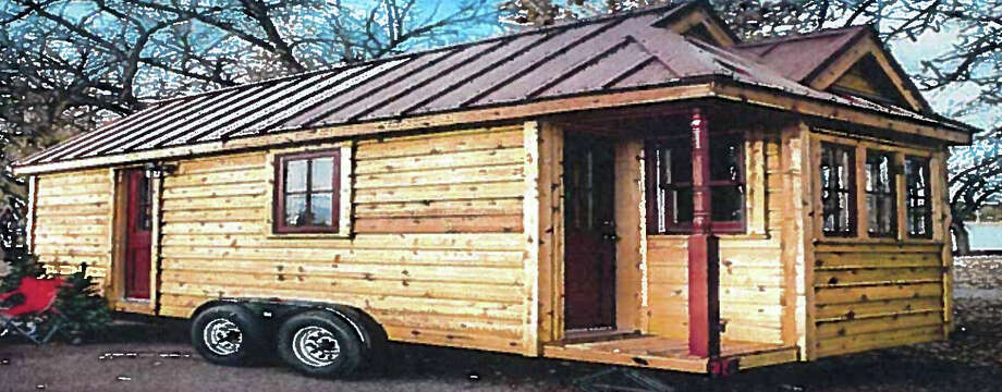 Awe Inspiring Splendora Students To Construct Tiny House For Someone In Need Largest Home Design Picture Inspirations Pitcheantrous