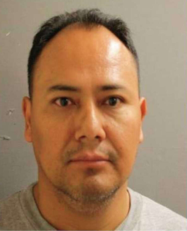 Mauricio Mendoza, 37, has been charged with aggravated sexual assault of a student at a Houston middle school. / handout