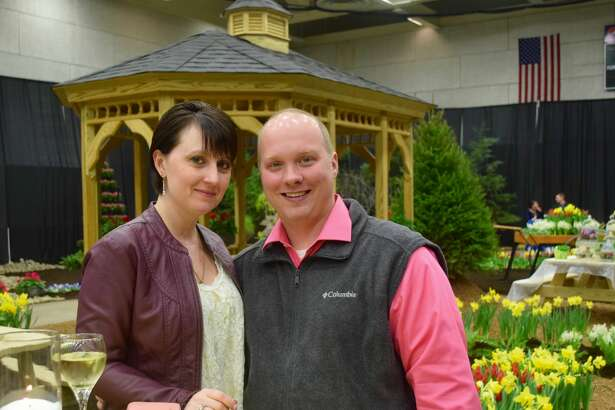 """""""Were you Seen at the 2017 Capital District Garden & Flower Show's Health & Happiness Garden Party, benefiting the Double H Ranch, at Hudson Valley Community College on March 23, 2017?"""""""