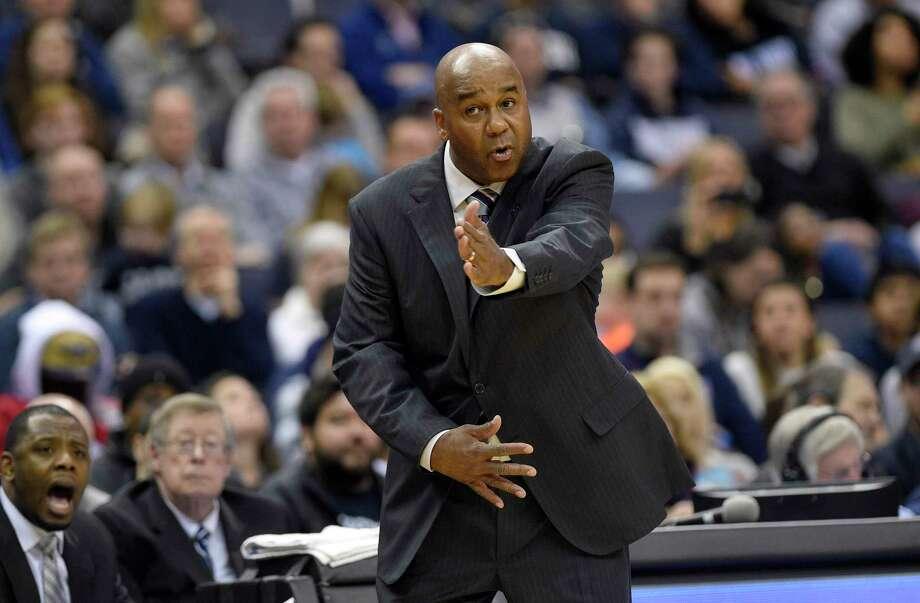 Two consecutive losing seasons cost John Thompson III his job as Georgetown's basketball coach. Photo: Nick Wass, FRE / FR67404 AP