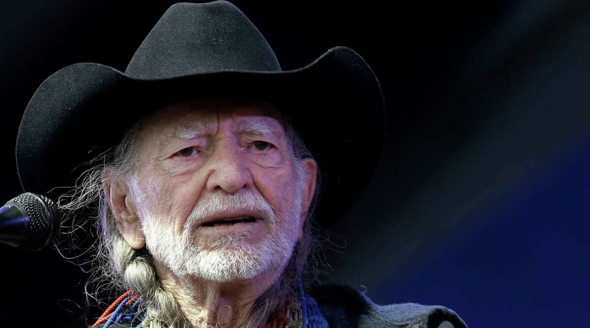 Willie Nelson and Neil Young are on the ticket for the