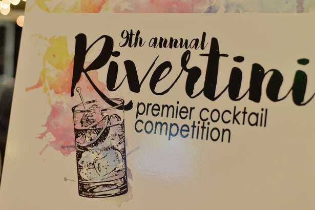 """A lively crowd attended the 9th Annual Rivertini, """"a premier cocktail competition,"""" at the Wyndham Garden Riverwalk-Museum Reach, March 23, 2017."""