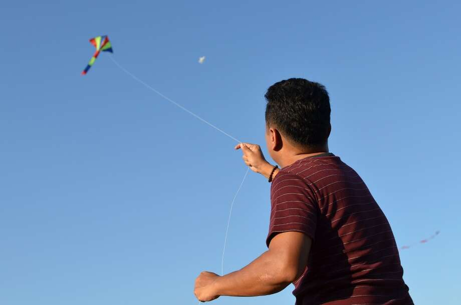 "SATURDAY: 'KITE FEST'  When: noon to 3 p.m. March 25   Where: Lamar University practice football field on Martin Luther King, Jr. Pkwy, just south of the football stadium.  Cost: Free  Info: The Beaumont Health Coalition, a group aimed at driving change and improving health in the community, is hosting  the event. Awards will be given for the ""Most Beautiful Kite,"" ""Longest Tail"" and ""Most Creative Kite Design.""  Free kites will be given to the first 500 attendees.  Professional kite flyers will demonstrate their unique kites and flying skills. Photo: NurPhoto, NurPhoto Via Getty Images"