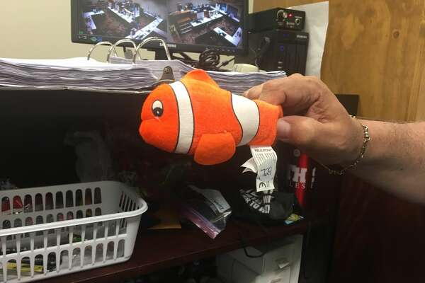 Poor Nemo has been left behind. Fortunately, there's a whole movie about finding him.