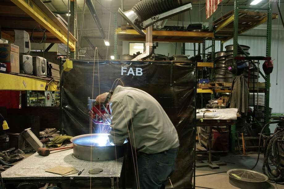 The Commerce Department said Friday that orders for durable goods rose 1.7 percent in February and an upwardly revised 2.3 percent in January. Orders so far this year are running 1.6 percent higher than in the first two months of 2016. Photo: Matthew Staver /Bloomberg News / © 2017 Bloomberg Finance LP