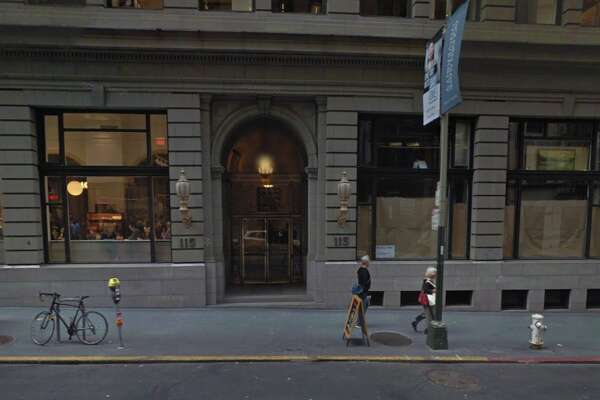 City Counter is the new luncheonette and wine bar opening in the Financial District in May. 115 Sansome St. Photo via Google Maps