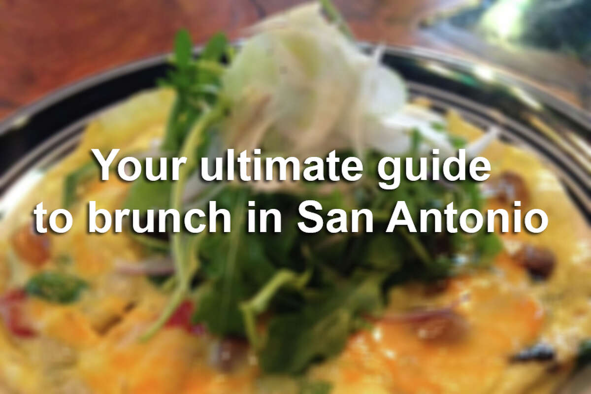 Click through for a compilation of some of the best spots to brunch in the Alamo City.