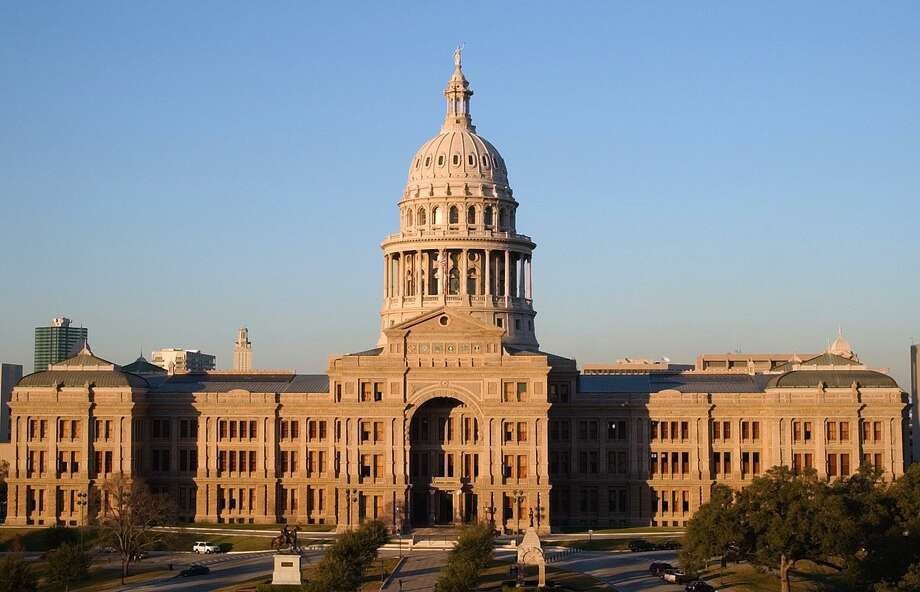 The Texas Capitol is shown on Wednesday, Jan. 8, 2003, in Austin, Texas. The 78th Legislature is set to get underway on Tuesday, Jan 14, 2003. (AP Photo/Harry Cabluck) Photo: HARRY CABLUCK, STF / ASSOCIATED PRESS / AP2003