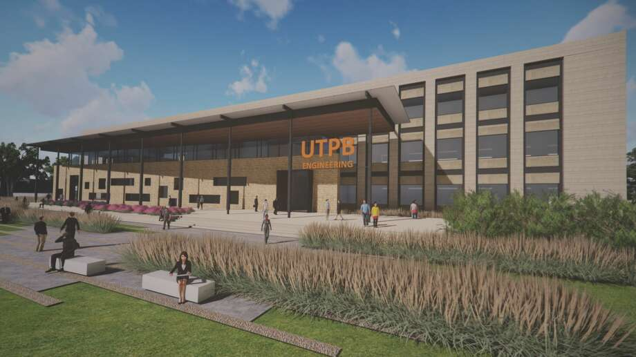 UTPB will soon break ground for the new Engineering Department building in the Midland Campus near the CEED Building and Wagner Noel Performing Arts Center. 03-24-17 Tim Fischer/Reporter-Telegram Photo: Tim Fischer/Midland Reporter-Telegram