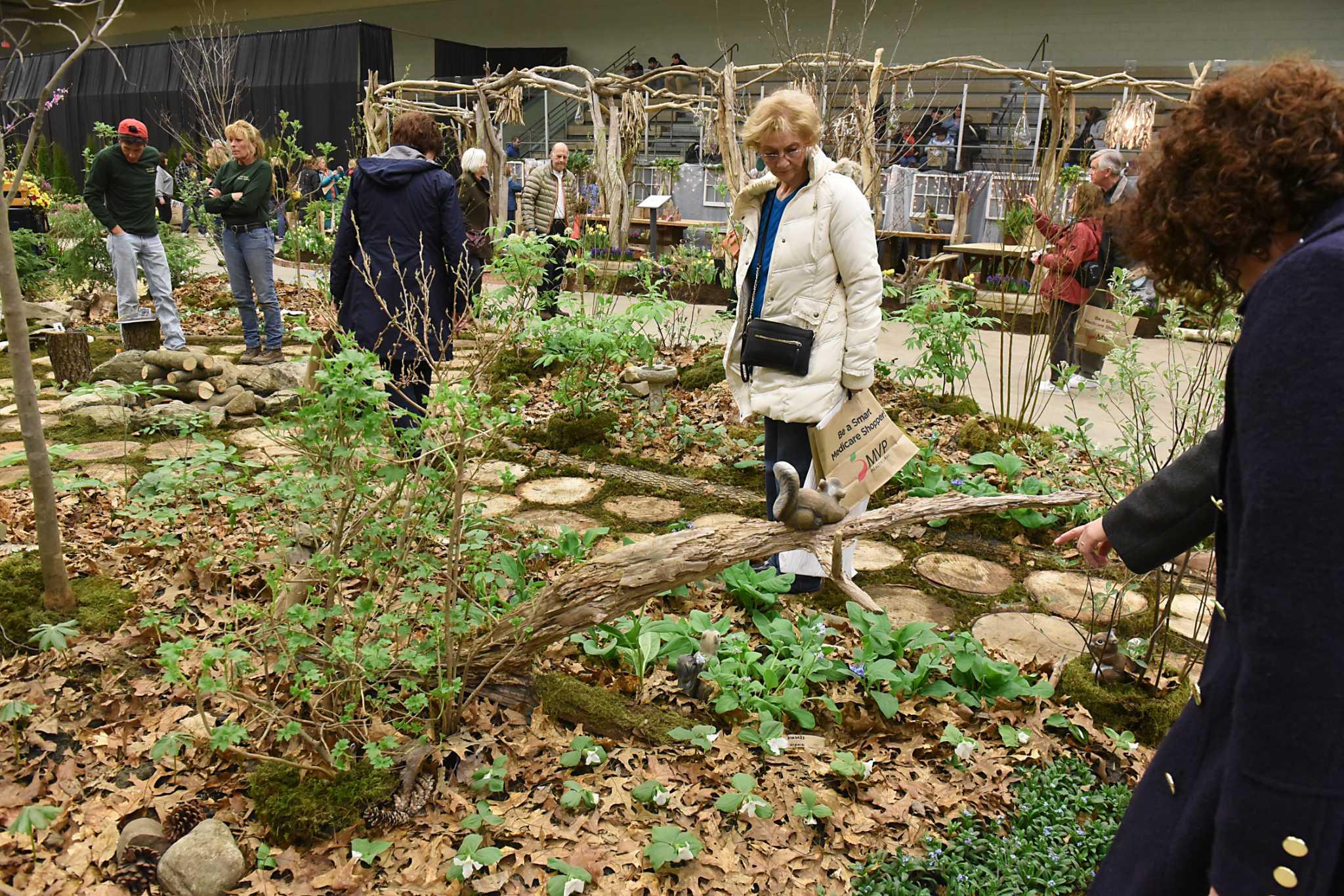 photos: capital district garden & flower show - new york news