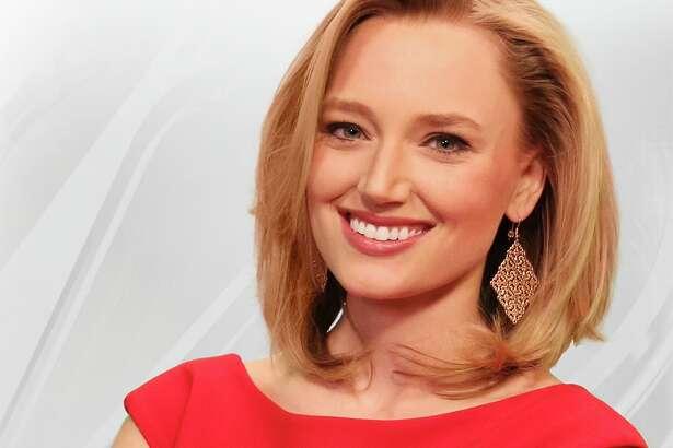 Clark High graduate Sarah Spivey returns home to become a weather anchor on KSAT-TV