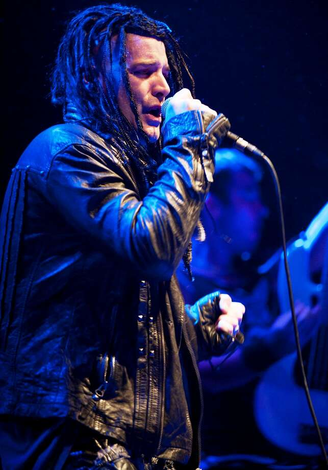 Michale Graves of Marky Ramone's Blitzkrieg performs on stage at Sala Apolo on May 26, 2012 in Barcelona, Spain Photo: Getty Images