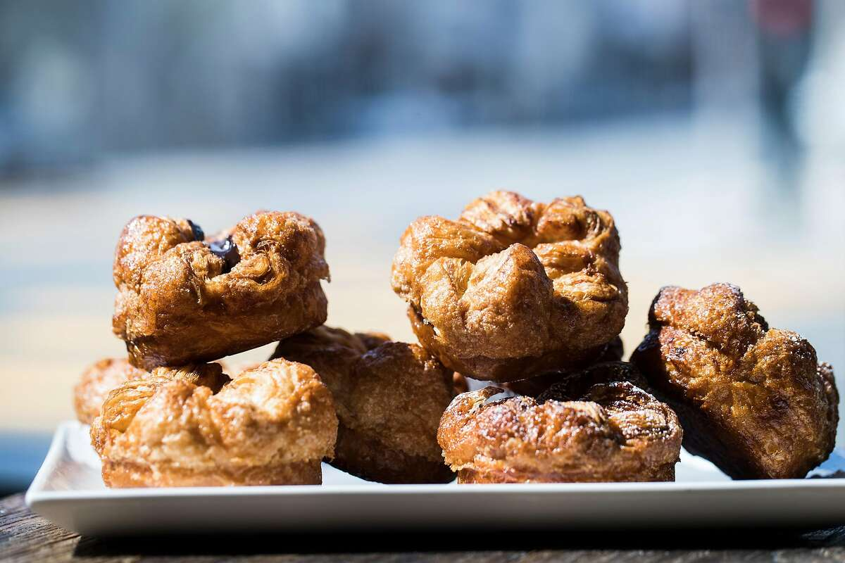 Click through this slideshow to see the things everyone has to do at least once in the Bay Area, including eating a (pictured) Kouign Amann from B Patisserie SF.