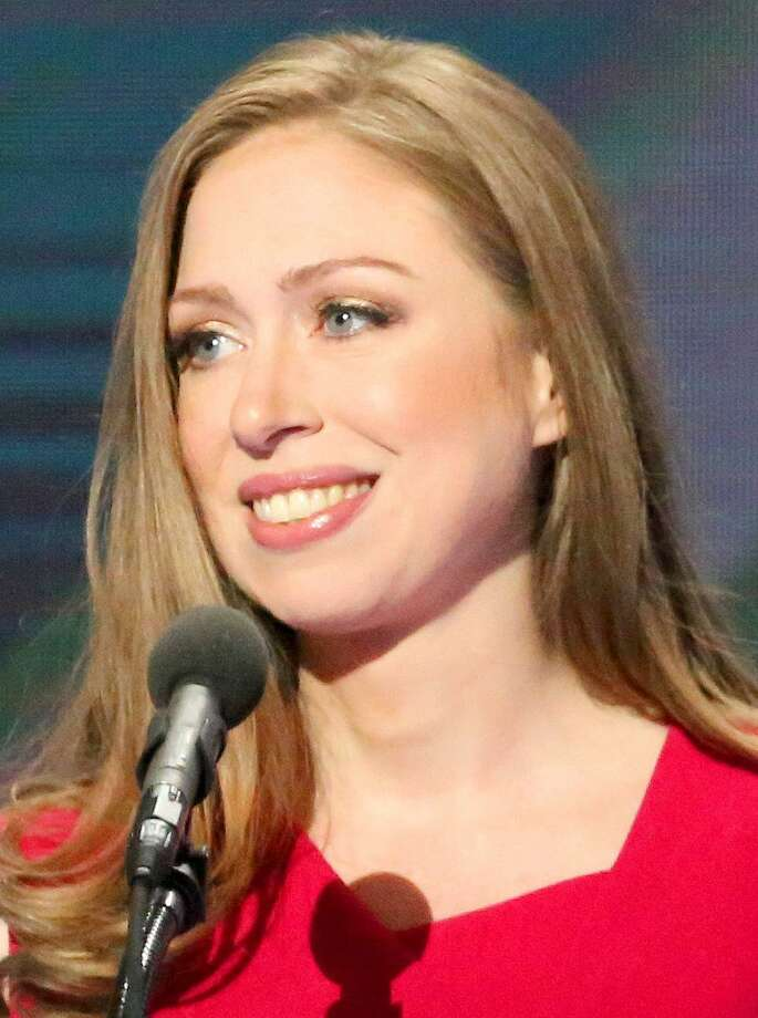 Chelsea Clinton is doing a signing at R.J. Julia Booksellers in Madison. Photo: Contributed Photo / Connecticut Post Contributed