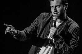Actor-director-writer Brett Morin brings his stand-up routine to Comix at Mohegan Sun on Friday, March 31, and Saturday, April 1.
