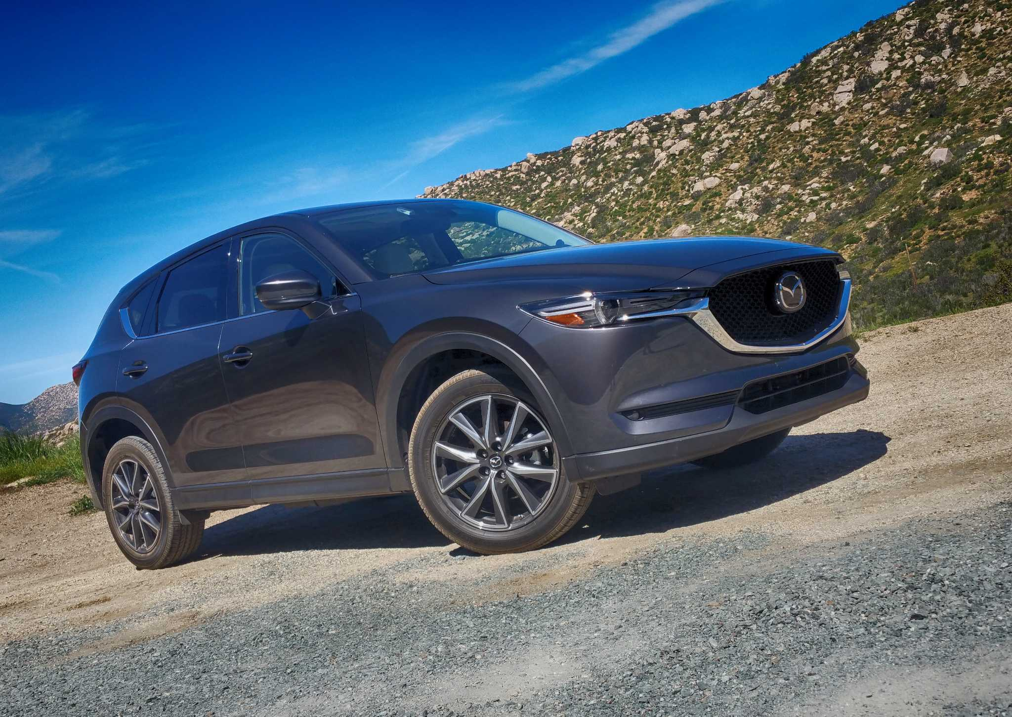 Mazda hones redesigned, more refined CX-5 crossover