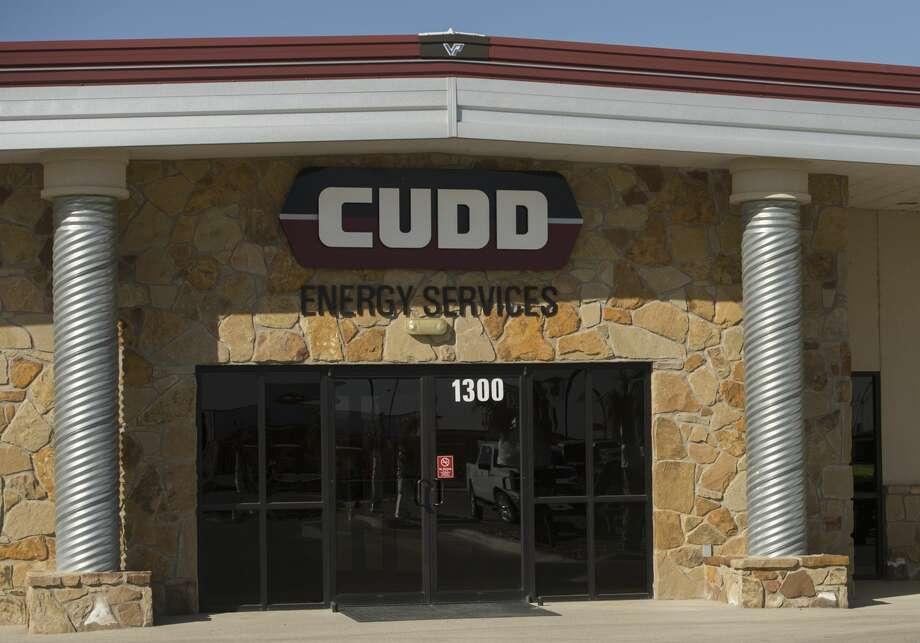 Cudd Energy Services. Photo: Tim Fischer/Midland Reporter-Telegram