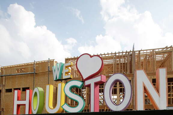 Houston was ranked fifth on a website's list of Top Cities for Millennials.