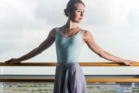Houston Ballet's new principal dancer Jessica Collado has shown she can step into many shoes.