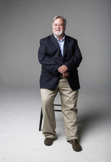 Allen Gilmer, of Drillinginfo, poses for a portrait Friday, Feb. 17, 2017, in Houston. Photo: Jon Shapley, Staff / © 2017  Houston Chronicle