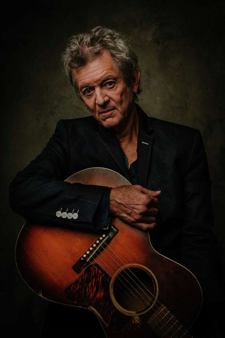 """""""People I know who I've had 40-year relationships with are leaving the planet. So you have to focus on what's meaningful,"""" Rodney Crowell says."""