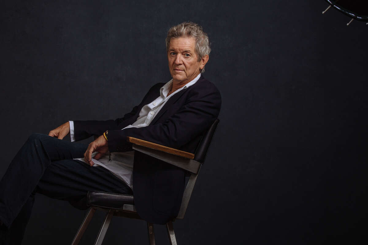 Singer-songwriter Rodney Crowell