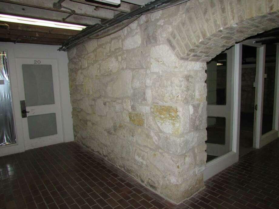 The Crockett Block building interior is worth preserving. Photo: /Courtesy