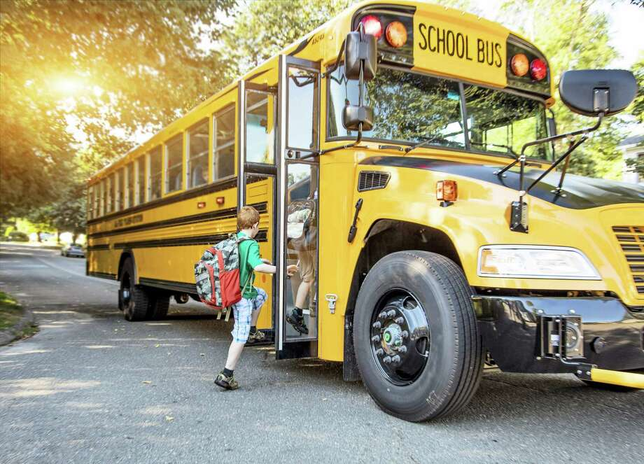 Area school districts see an always-increasing number of students each year and need qualified individuals to fill bus-driving openings.