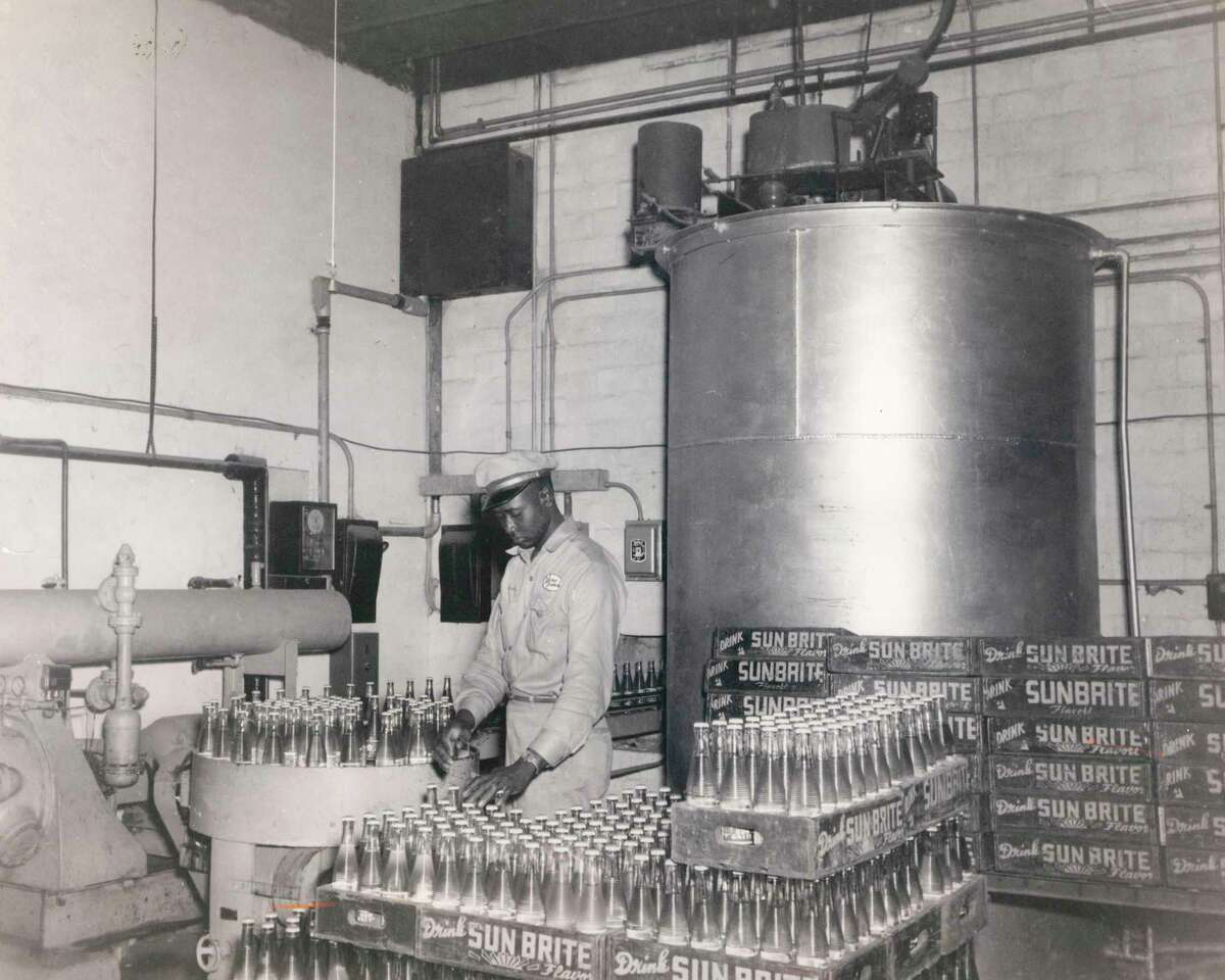 These historic photos of the Star Bottling Co., show the business at different times.