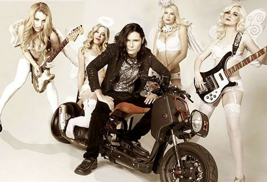 """Corey Feldman became a social media flashpoint when he performed the song """"Go 4 It"""" inSeptember on NBC's """"Today"""" show. Photo: Courtesy"""