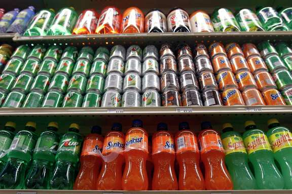 The idea of a tax on sugary beverages is gaining ground in the U.S. It's reported that Americans annually consume 66 pounds of sugar per person.