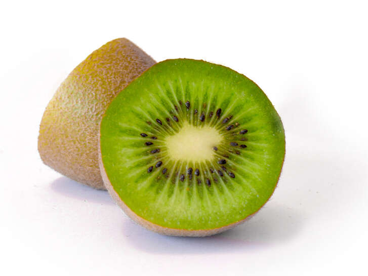 Some people use kiwi fruit to get relief from canker sores.