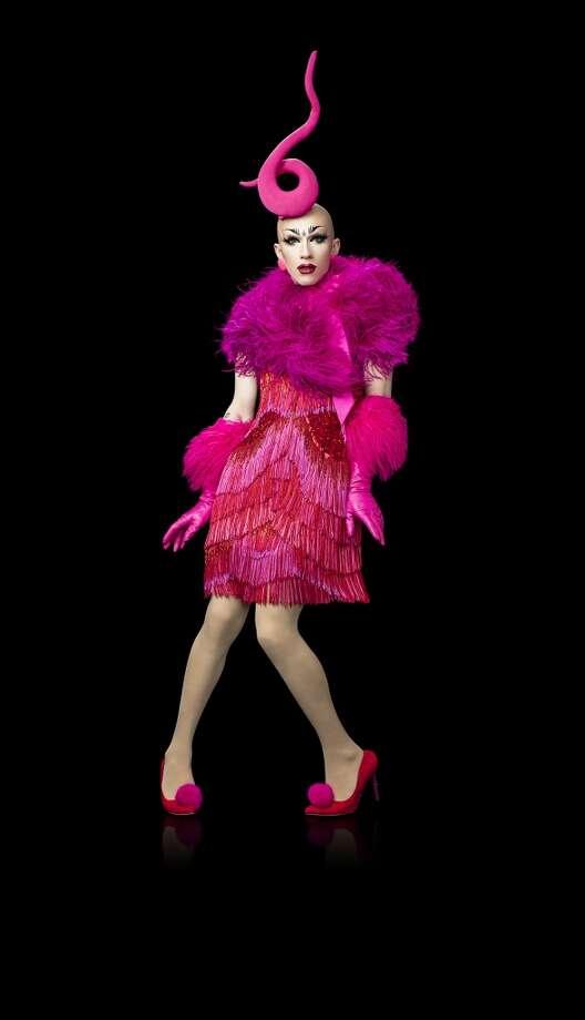 Sasha Velour. RuPaul's Drag Race Season 9 winner.