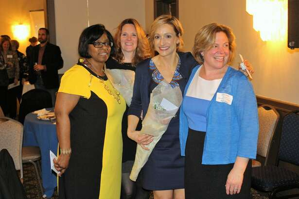 Were you seen at the Albany City Council PTA Annual Founder's Day Reception At the Italian American Community Center on Friday, March 24, 2017?