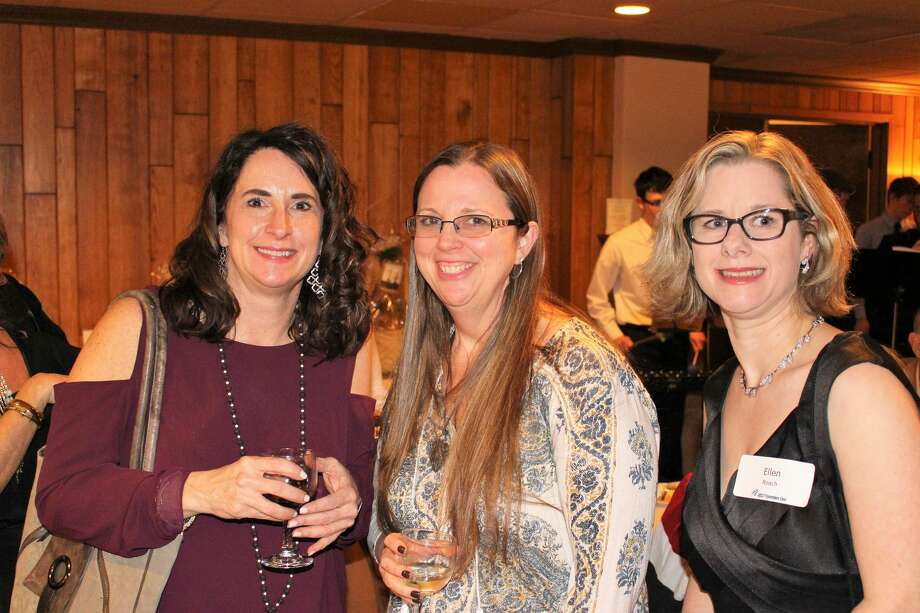 Were you seen at the Albany City Council PTA Annual Founder's Day Reception At the Italian American Community Center on Friday, March 24, 2017? Photo: Caroline Hill