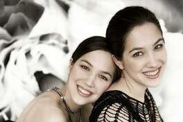 Duo-pianists and twin sisters Christina and Michelle Naughton performed Poulenc's Concerto for Two Pianos with the San Antonio Symphony on Friday night.